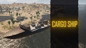 PUBG Cargo Ship Map