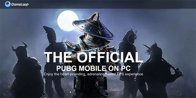 The Official PUBG Mobile PC on Gameloop