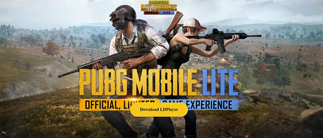 LDPlayer emulator for the lite version of PUBG Mobile