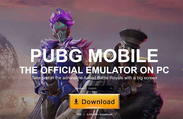 PUBG Mobile on PC with Tencent Gaming Buddy
