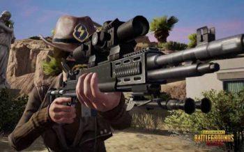 PUBG PC Sniper Rifles