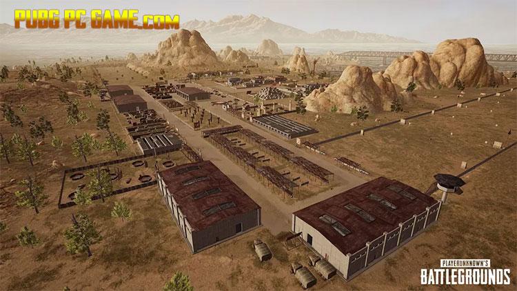 Playerunknown's Battlegrounds Training Mode