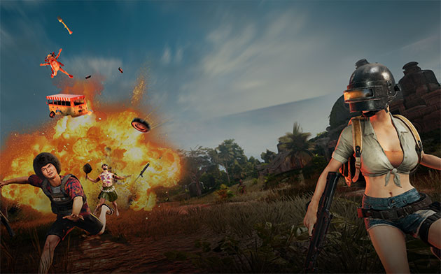 PUBG Lite on PC offers enough features, like game modes, weapons, items, maps, and others for players to experience
