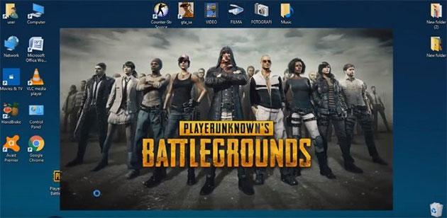 PUBG PC download successfully