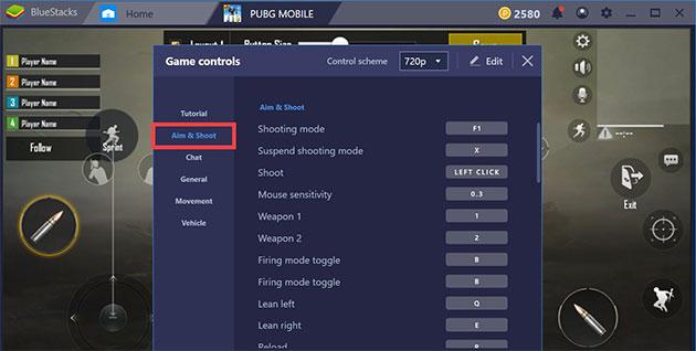 PUBG Mobile PC Bluestacks