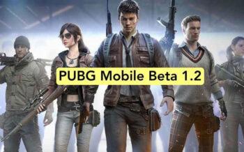 Download PUBG 1.2 beta global update
