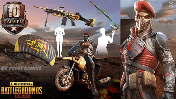 PUBG season 10 is going to begins in this winter