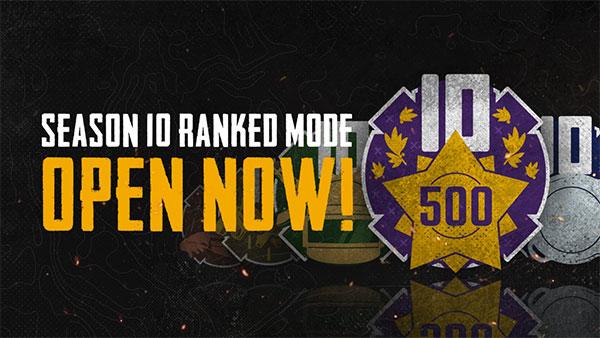 Season 10 ranked opens now