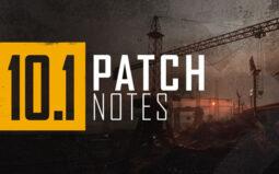 PUBG Update 10.1